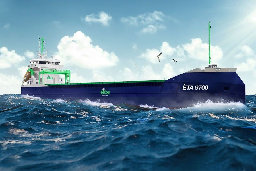 ÈTA Shipping vestigt zich op WaterCampus
